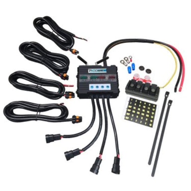 Trigger 2100 Wireless Accessory Controller 4-Switch Relay System sold by Mule Expedition Outfitters www.dasmule.com