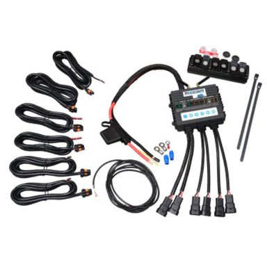 Trigger 6 Shooter Accessory Control System 6 Switch