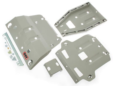 Toyota 5th Gen 4Runner ARB UVP Skidplate sold by Mule Expedition Outfitters www.dasmule.com
