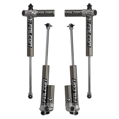 "JK 2-Door: Falcon Series 3.1 Piggyback Shocks (3-4.5"" Lift) - Set"