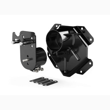 Teraflex JK/JKU Alpha HD Adjustable Spare Tire Mounting Kit - 5x5.5""