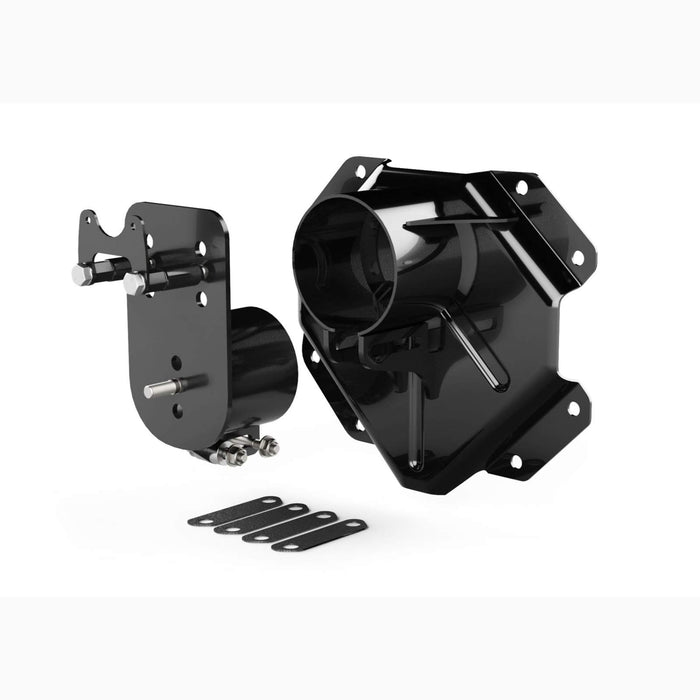 Teraflex JK/JKU Alpha HD Adjustable Spare Tire Mounting Kit - 8x6.5""