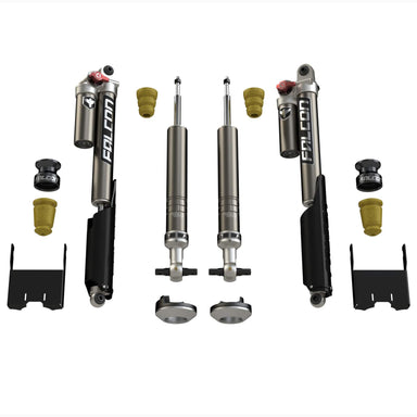 2015+ Ford F-150 Falcon Sport Tow/Haul Leveling Shock Absorber System