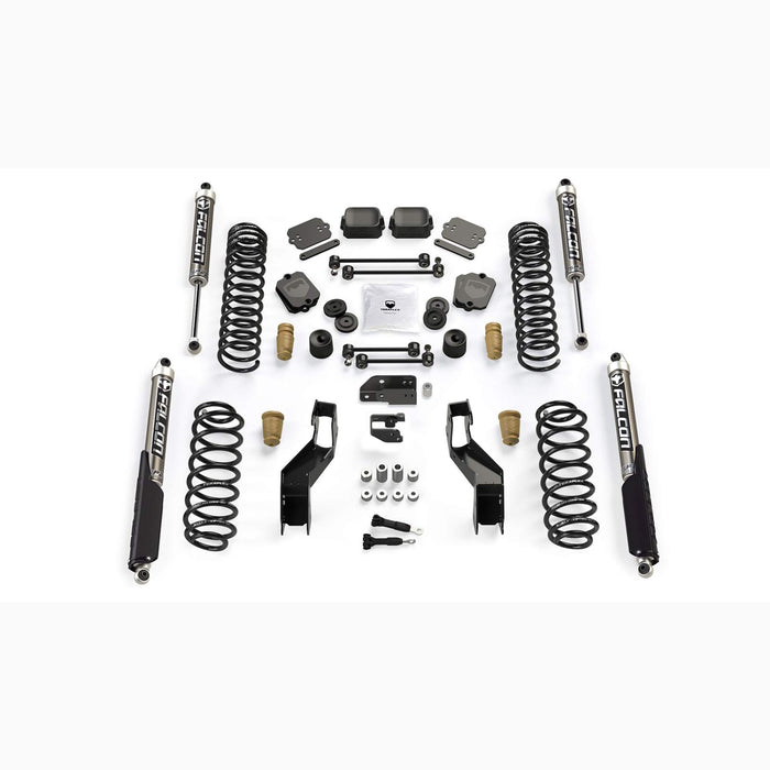 "JL 4dr: 3.5"" Sport ST3 Suspension System & Falcon SP2 2.1 Monotube Teraflex"