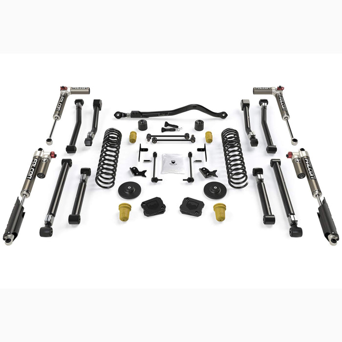 "JT: 2.5"" Alpine CT2 Suspension System & Falcon SP2 3.3 Fast Adjust Teraflex"