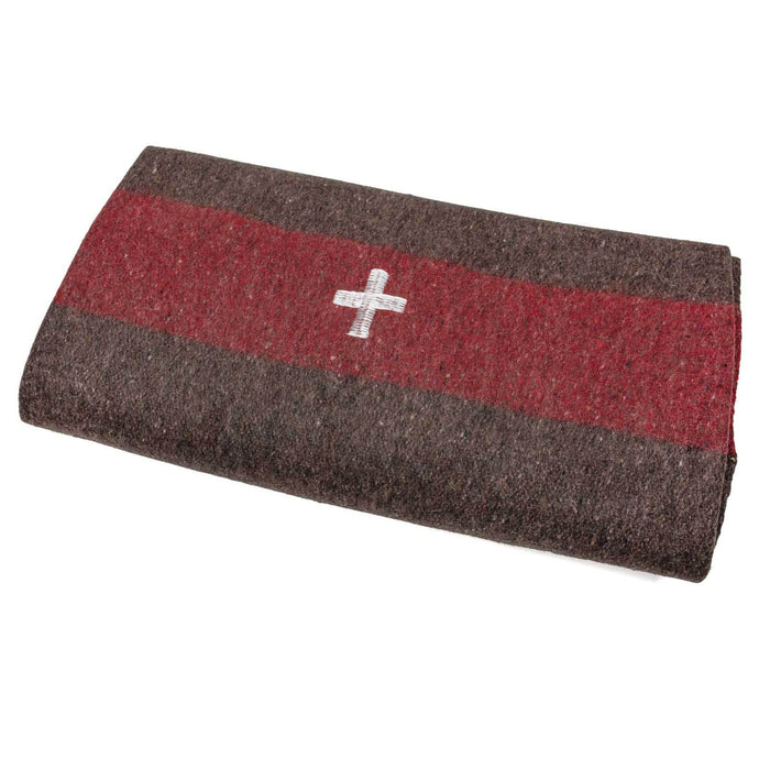 SWISS ARMY REPRODUCTION WOOL BLANKET