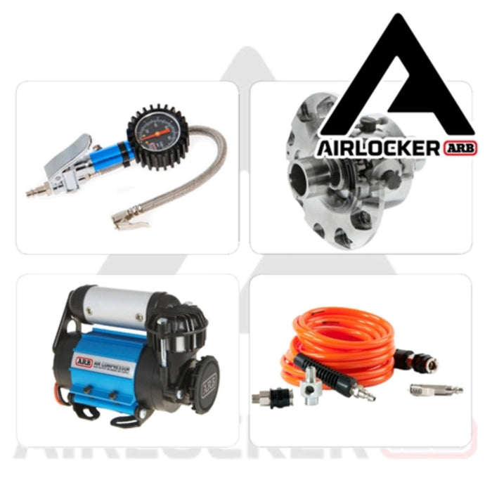 2007 -2018 Jeep JK Non-Rubicon, ARB Air Locker Traction Package