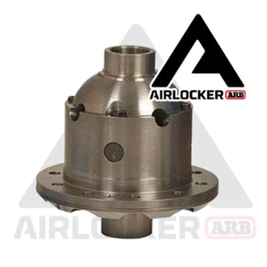 RD101, Dana 30, 3.54 & Down, 27 Spline, ARB Air Locker