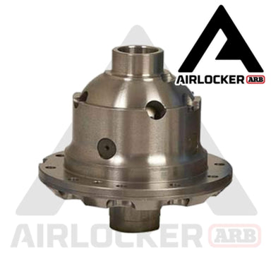 "RD151, Toyota 9"" Clamshell IFS, Front, 34 Spline, ARB Air Locker"