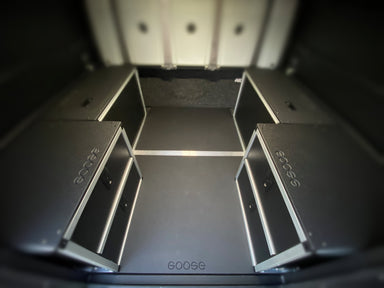 ALU-CAB CANOPY CAMPER VERSION 2.0 UNIVERSAL MODULE MOUNTING PLATE CHEVY COLORADO / GMC CANYON 5 FOOT BED 2015-PRESENT