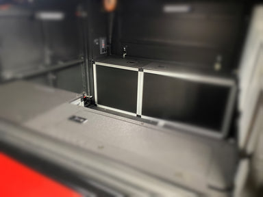ALU-CAB CANOPY CAMPER VERSION 2.0 REAR UTILITY CABINET - JEEP GLADIATOR JT 2019-PRESENT