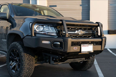 ARB SUMMIT WINCH BUMPER FOR CHEVROLET COLORADO ZR2