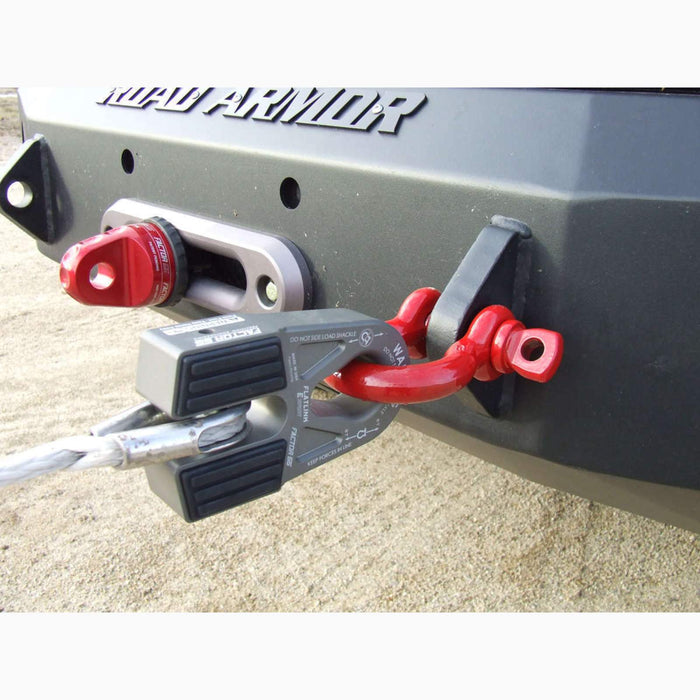 "FACTOR FLATLINK ""E"" EXPERT WINCH SHACKLE MOUNT"