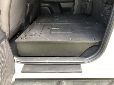 Goose Gear Tacoma 2nd and 3rd Gen Double Cab Seat Delete Infill Panels