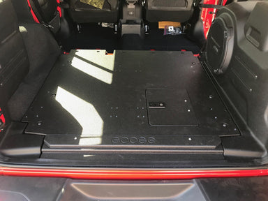Goose Gear Jeep Wrangler JL Unlimited Plate Systems 2018+