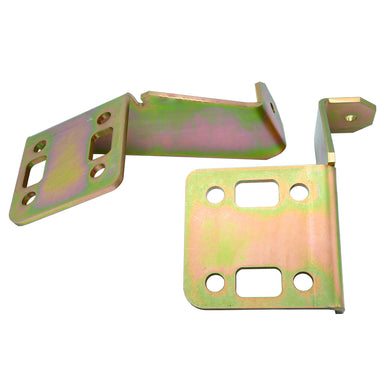 FORD F-150 CAMPER MOUNTING BRACKETS