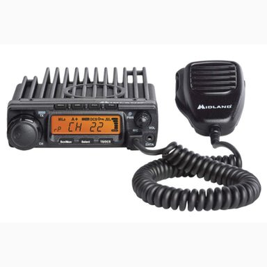 MIDLAND MXT400 MICROMOBILE®TWO-WAY RADIO