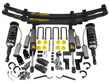 TOYOTA TACOMA 2005-ON OLD MAN EMU BP-51 ADJUSTABLE INTERNAL BYPASS SUSPENSION SYSTEM
