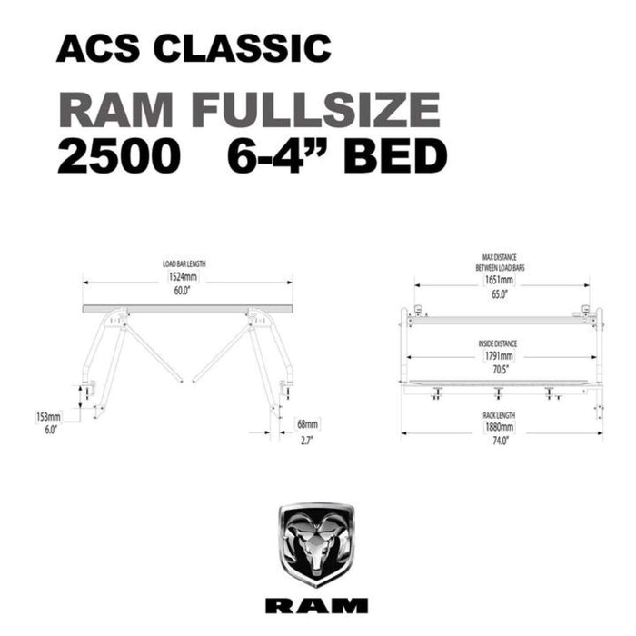 RAM Active Cargo System - Classic - Leitner Designs