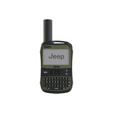 SPOT X - 2-WAY SATELLITE MESSENGER - Special Jeep Edition