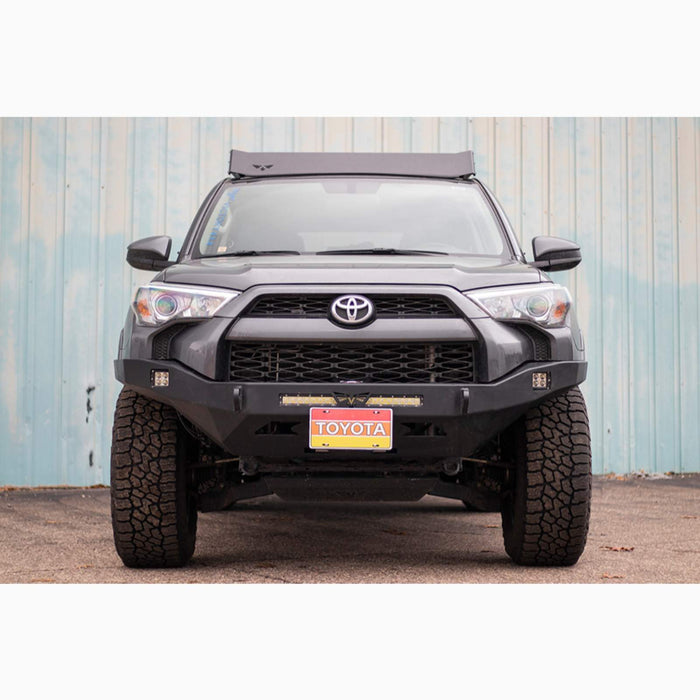 Victory 4x4 Fairlead License Plate Flip