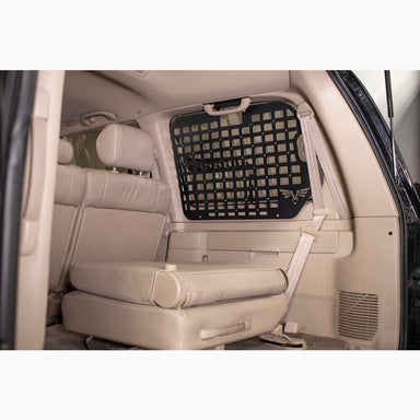 Toyota 100 Series Land Cruiser Rear Window Molle Panel For 98-07 Victory 4x4