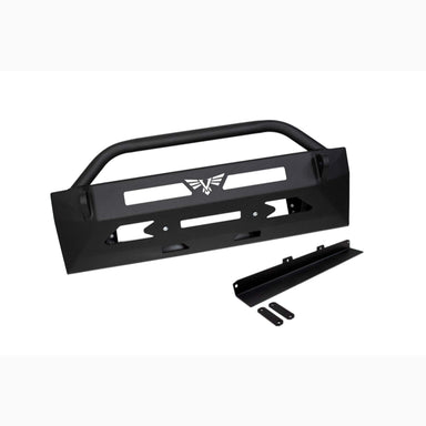 Victory 4x4 5th Gen (2014+) 4Runner Front Winch Bumper Blitz with Tube