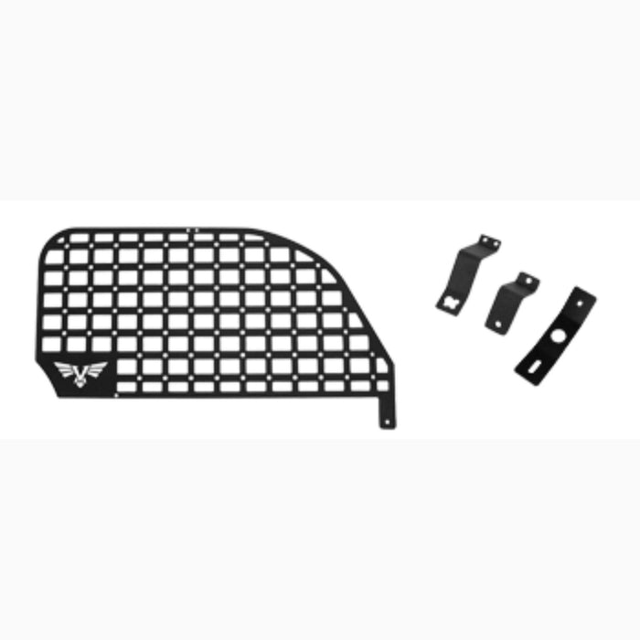 Victory 4x4 4th and 5th Gen (2006+) 4Runner Rear Window Storage MOLLE Panel