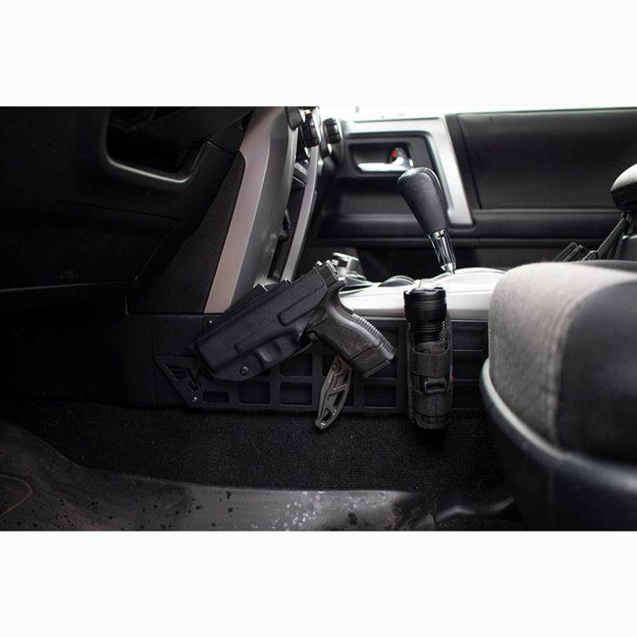 Victory 4x4 Toyota 4Runner 4th Gen (03-09) Center Console MOLLE and Accessory Panel
