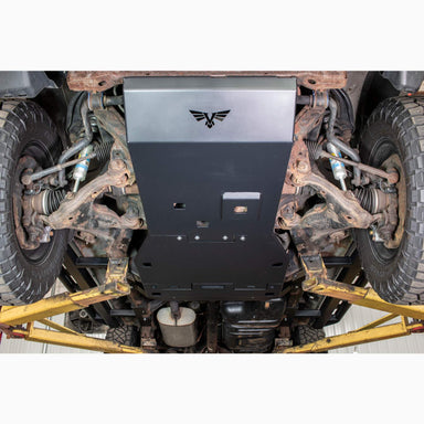 Victory 4x4 4Runner (2003+) Front Skid Plate (Bare or PC, Aluminum or Steel)