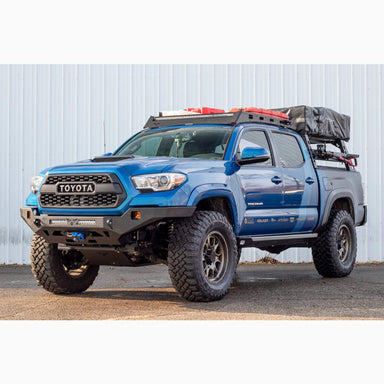 Victory 4x4 Toyota Tacoma 2nd & 3rd Gen (2005+) Blitz Rock Sliders (Bare or PC)