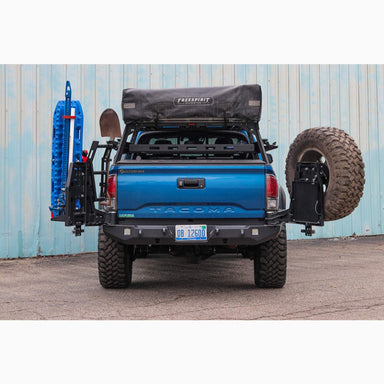 Victory 4x4 Adventure Carrier Rear Bumper Swing-out For Most Victory 4x4 Rear Bumpers