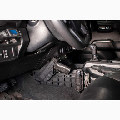 Victory 4x4 Toyota Tacoma (2005+) Center Console Molle and Accessory Storage Panel