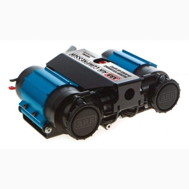 ARB HIGH PERFORMANCE TWIN COMPRESSOR 12V (CKMTA12) sold by Mule Expedition Outfitters