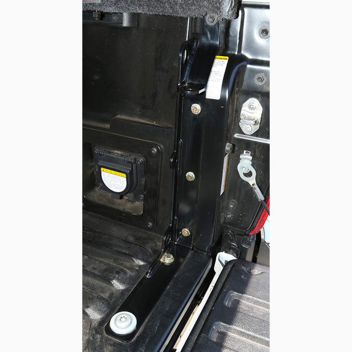 Total Chaos Rear Channel Bed Stiffeners Tacoma 2016+