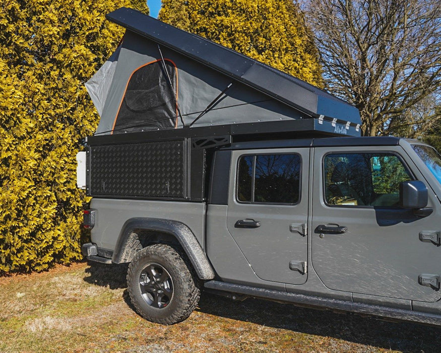 ALU-CAB CANOPY CAMPER FOR 2020+ JEEP GLADIATOR