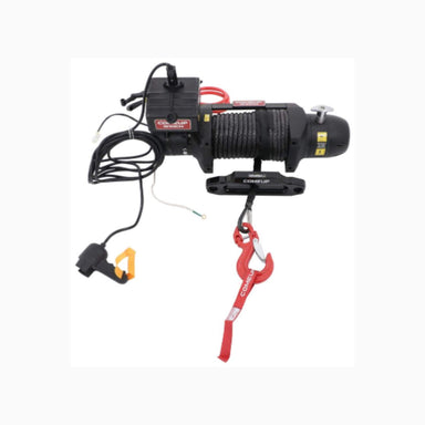 Comeup Seal Gen2 12.5s Winch with Synthetic Rope
