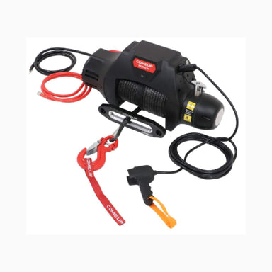Comeup Seal Gen2 9.5si Winch with Integrated Solenoid and Synthetic Rope