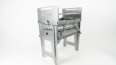Madkon 600S Braai (Portable Grill) sold by Mule Expedition Outfitters www.dasmule.com
