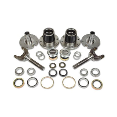 Free Spin Hub Conversion Kit, 2012-2018 Dodge 2500/3500 4X4, DynaLoc Locking Hubs CR60-3X1104-L