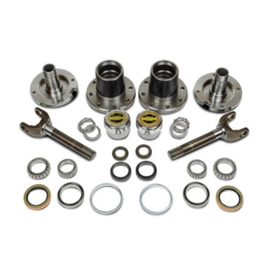 Dynatrac Free Spin Hub Conversion Kit, 2005-2014 Ford F-250/350 with Warn Locking Hubs FO60-3X1104-C