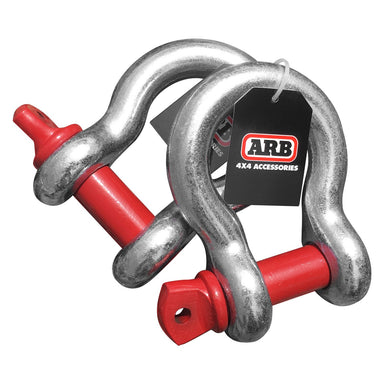 ARB BOW SHACKLE 19MM 4.75T sold by Mule Expedition Outfitters