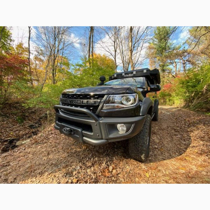 ALU-CAB CANOPY CAMPER FOR 2015+ CHEVY COLORADO sold by Mule Expedition Outfitters www.dasmule.com