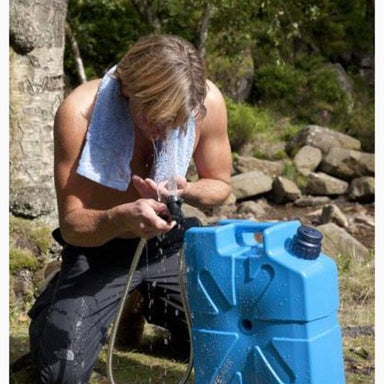 Lifesaver Jerry Can Shower Attachment