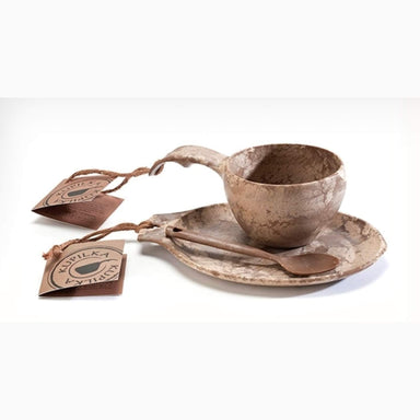 KUPILKA GIFT SET (CUP, SMALL PLATTER, SPOON)
