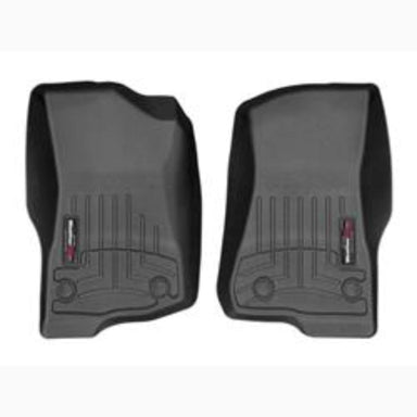 WeatherTech DigitalFit Front Floor Liners 2018+ Jeep Wrangler JL Unlimited