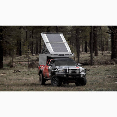 ALU-CAB CANOPY CAMPER FOR 2016+ TOYOTA TACOMA sold by Mule Expedition Outfitters www.dasmule.com