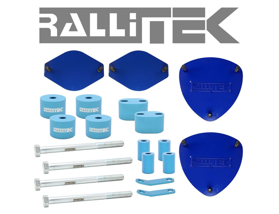 "RalliTEK RTEK-100071 2"" Subaru Outback lift spacer kit sold by Mule Expedition Outfitters www.dasmule.com"