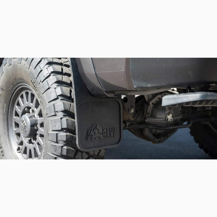 AEV RAM SPLASH GUARDS - FRONT