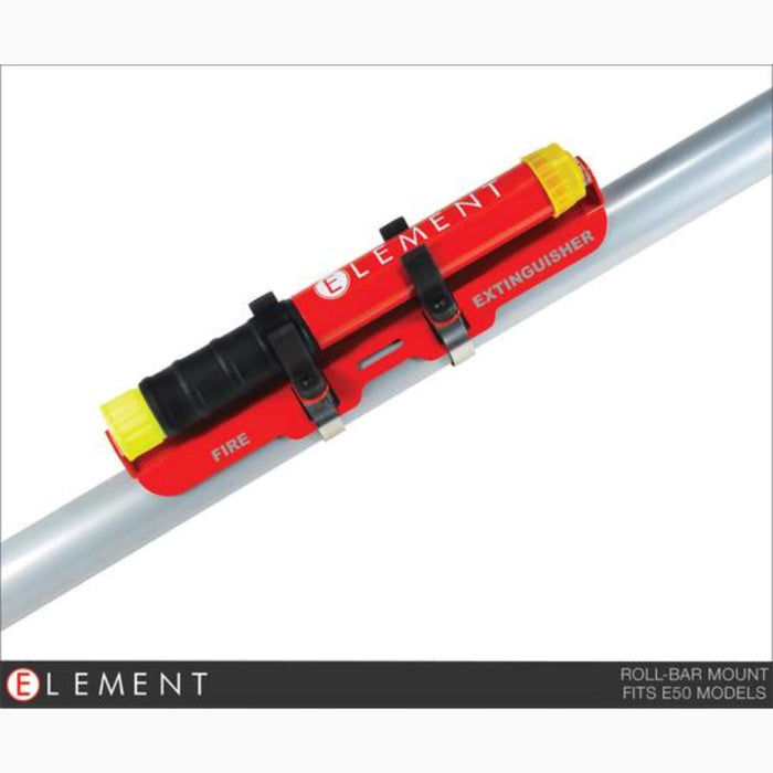 ELEMENT FIRE EXTINGUISHER ROLL BAR MOUNT